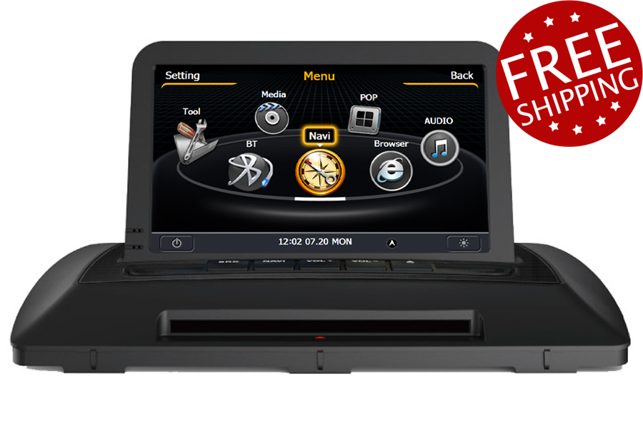 Volvo XC90 2007-2013 Autoradio GPS Aftermarket Android Head Unit Navigation Car Stereo