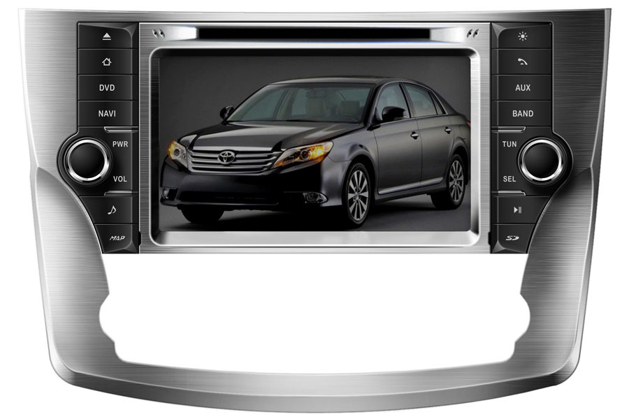 Toyota Avalon 2011-2013 Autoradio GPS Aftermarket Android Head Unit Navigation Car Stereo