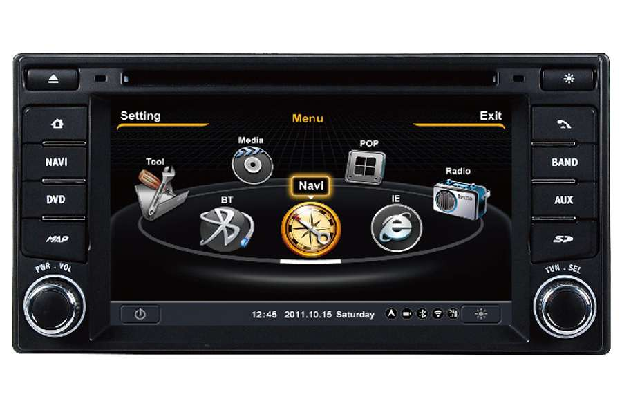 Nissan Livina 2013-2014 Autoradio GPS Aftermarket Android Head Unit Navigation Car Stereo