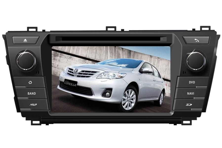 Toyota Corolla 2013-2015 Autoradio GPS Aftermarket Android Head Unit Navigation Car Stereo