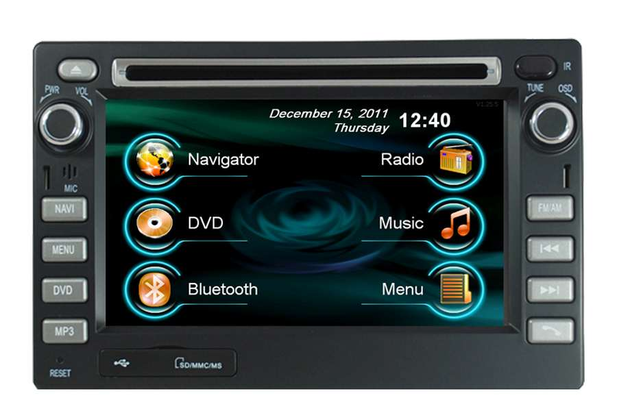 Ford EcoSport 2002-2012 Autoradio GPS Aftermarket Android Head Unit Navigation Car Stereo