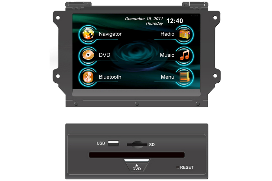 Nissan Maxima/Teana 2009-2012 Autoradio GPS Aftermarket Android Head Unit Navigation Car Stereo
