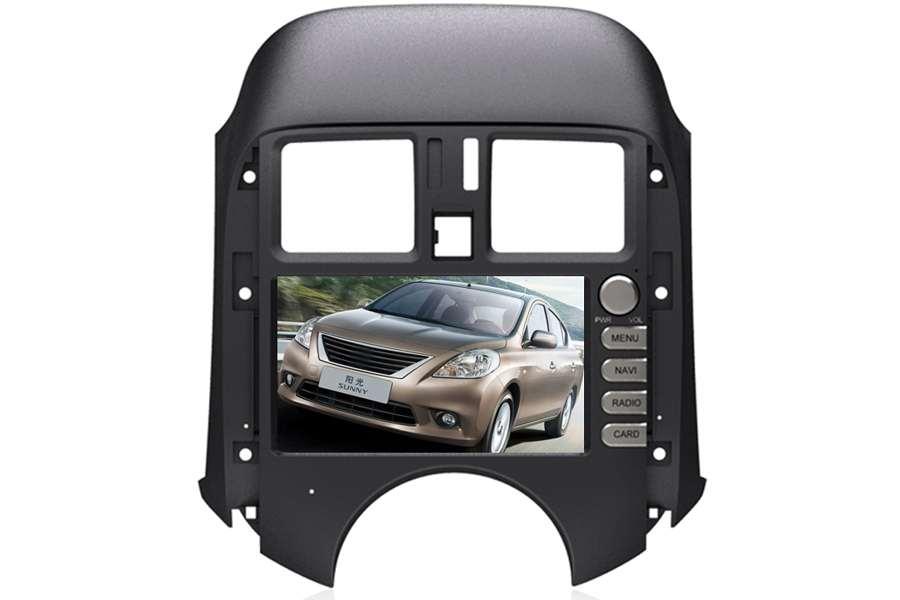 Nissan Sunny Autoradio GPS Aftermarket Android Head Unit Navigation Car Stereo