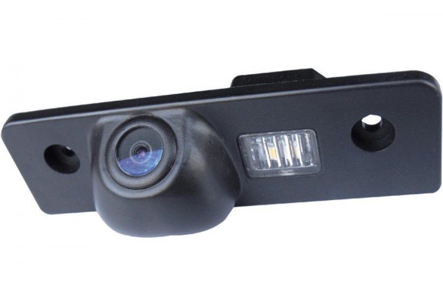 Reverse Camera with LED light for Skoda Octavia 2011-2013