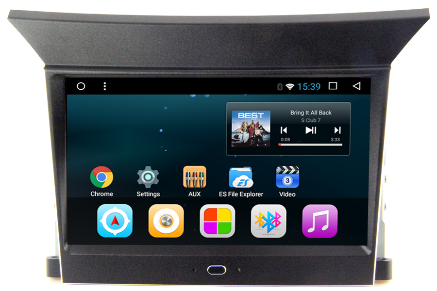 Honda Pilot 2009-2013 Autoradio GPS Aftermarket Android Head Unit Navigation Car Stereo