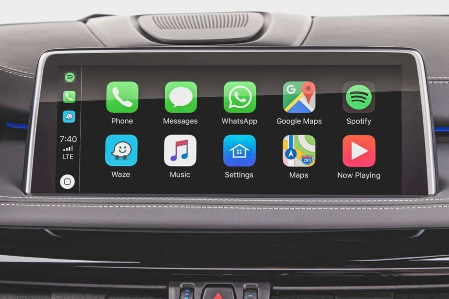 Wireless Apple CarPlay Android Auto for BMW NBT F10/F20/F30/X1/X3/X4/X5/X6/F48/F25/F26/F15/F56/MINI Series 1/2/3/4/5/6/7 Air Play