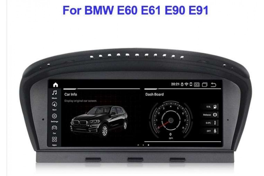 BMW 3/5 Series Autoradio GPS Aftermarket Android Head Unit Navigation Car Stereo
