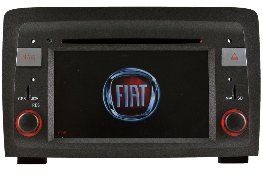 Fiat Idea 2003-2007 Autoradio GPS Aftermarket Android Head Unit Navigation Car Stereo