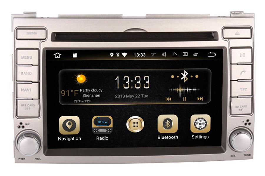 Hyundai i20 2008-2012 Aftermarket Radio Upgrade