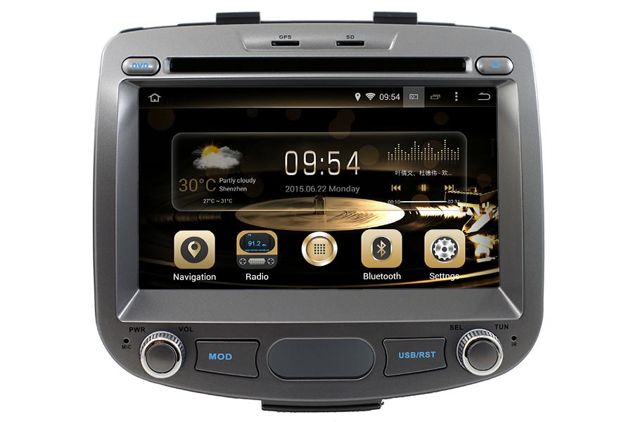 Hyundai i10 2007-2013 Aftermarket Radio Upgrade