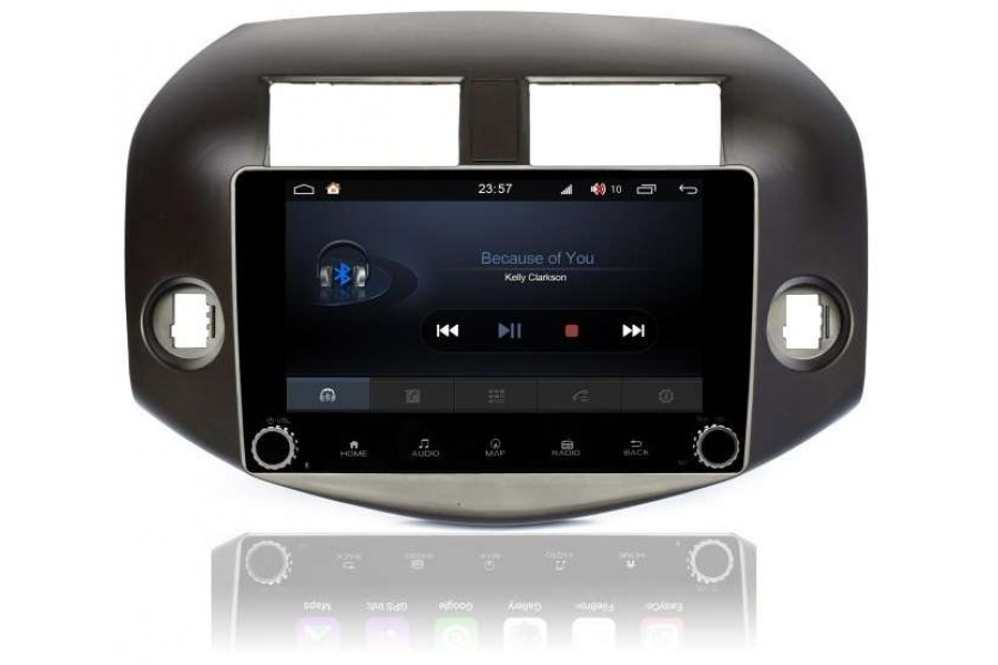 Toyota RAV4 2006-2011 Autoradio GPS Aftermarket Android Head Unit Navigation Car Stereo