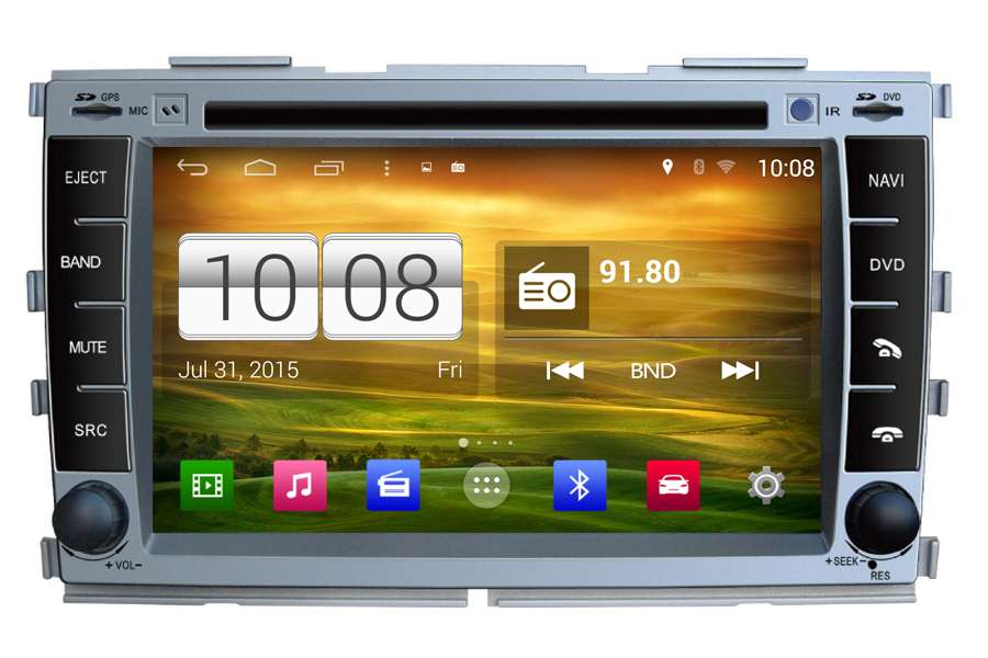 Kia Cerato/Forte 2009-2012 Autoradio GPS Aftermarket Android Head Unit Navigation Car Stereo