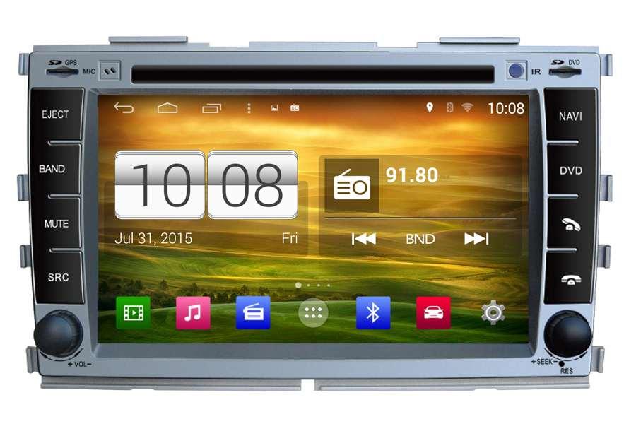 Kia Cerato/Forte 2009-2012 Autoradio GPS Aftermarket Android Head Unit Navigation Car Stereo