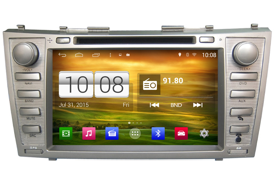 Toyota Camry/Aurion 2006-2011 Autoradio GPS Aftermarket Android Head Unit Navigation Car Stereo