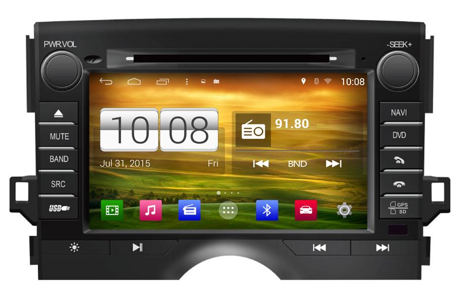 Toyota Mark-X/Reiz 2009-2013 Autoradio GPS Aftermarket Android Head Unit Navigation Car Stereo