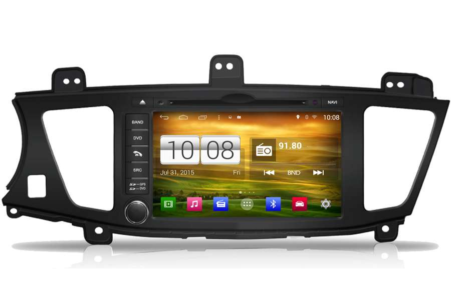 Kia Kadenza/Cadenza 2012-2014 Autoradio GPS Aftermarket Android Head Unit Navigation Car Stereo
