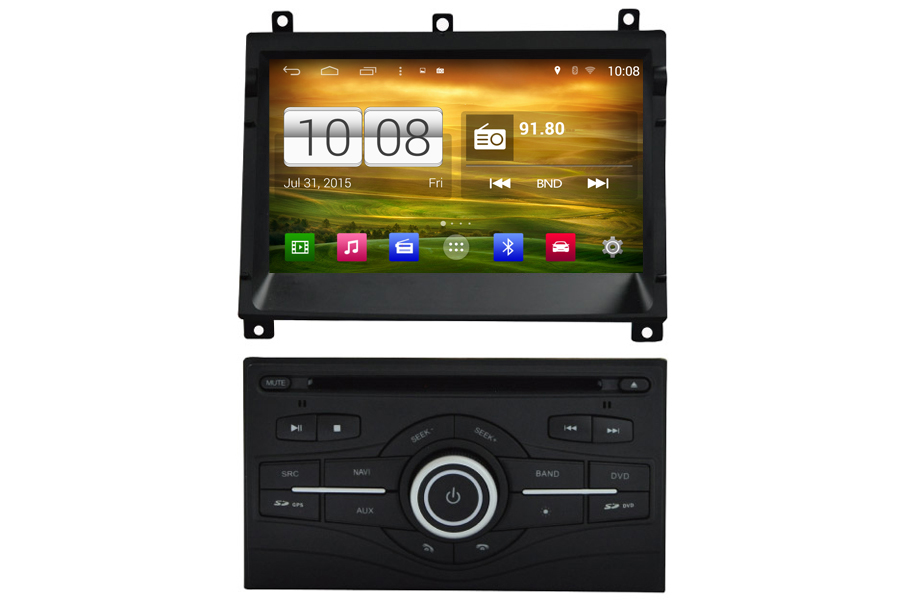 Nissan Patrol 2011-2012 Autoradio GPS Aftermarket Android Head Unit Navigation Car Stereo