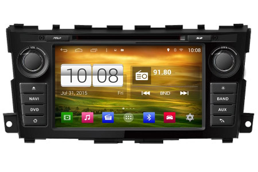 Nissan Maxima/Teana 2012-2014 Autoradio GPS Aftermarket Android Head Unit Navigation Car Stereo