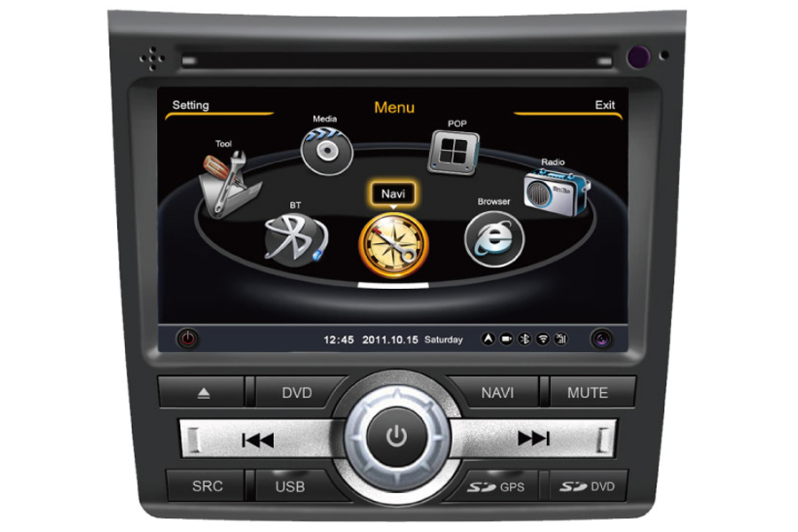 Honda HRV Autoradio GPS Aftermarket Android Head Unit Navigation Car Stereo