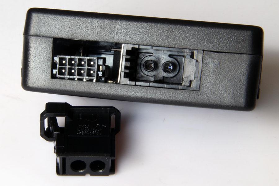BMW/Mercedes-Benz/Porsche Fiber Optic MOST Adapter