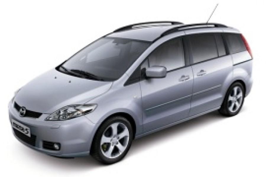 Mazda 5 2005-2010 Autoradio GPS Aftermarket Android Head Unit Navigation Car Stereo