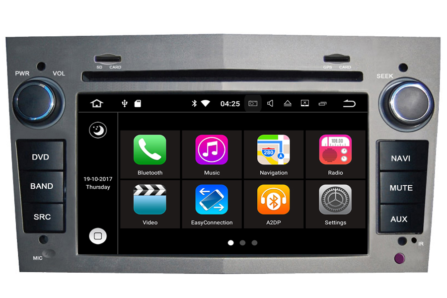 Chevrolet Series 2003-2011 Autoradio GPS Aftermarket Android Head Unit Navigation Car Stereo