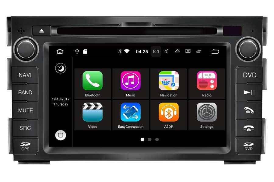 Kia Ceed/Venga 2010-2012 Autoradio GPS Aftermarket Android Head Unit Navigation Car Stereo