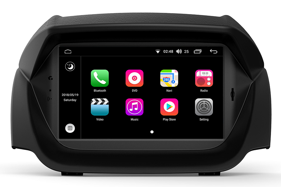 Ford Ecosport 2013-2015 Aftermarket Radio Upgrade