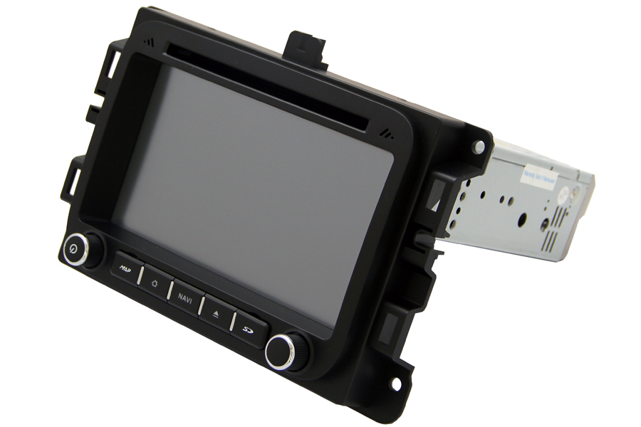 Dodge RAM 2013-2019 Autoradio GPS Aftermarket Android Head Unit Navigation Car Stereo