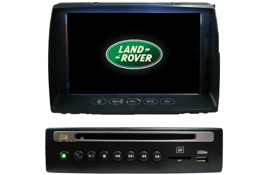 Land Rover Discovery 3 2017-2020 Autoradio GPS Aftermarket Android Head Unit Navigation Car Stereo