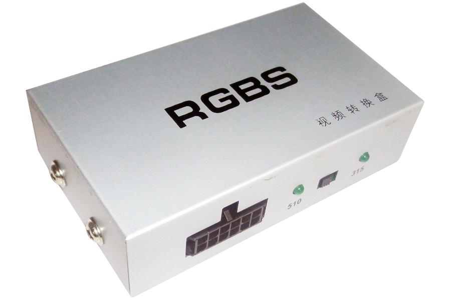 VW RNS510/RCD510/RNS315 CCD Camera Interface