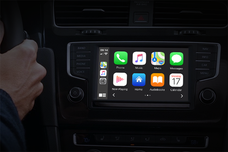 CarPlay/Android Auto/Mirrorlink Integration system for VW