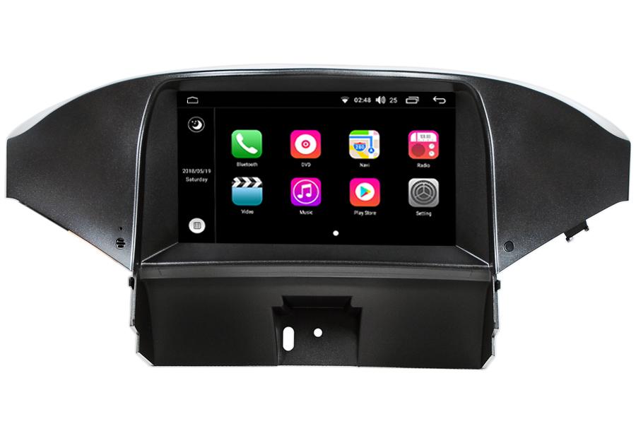 Chevrolet Orlando 2010-2015 Autoradio GPS Aftermarket Android Head Unit Navigation Car Stereo
