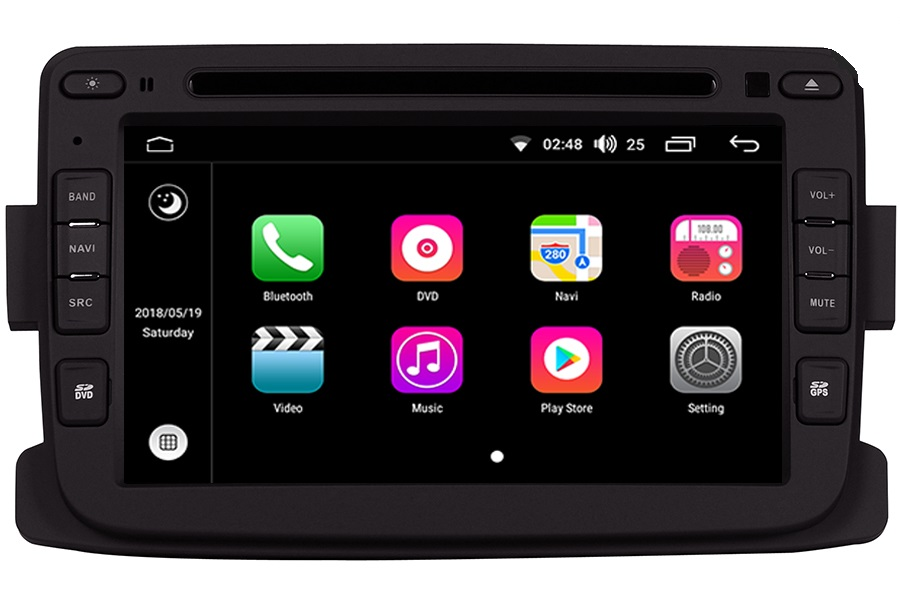 Renault Duster/Sandero 2010-2013 Autoradio GPS Aftermarket Android Head Unit Navigation Car Stereo