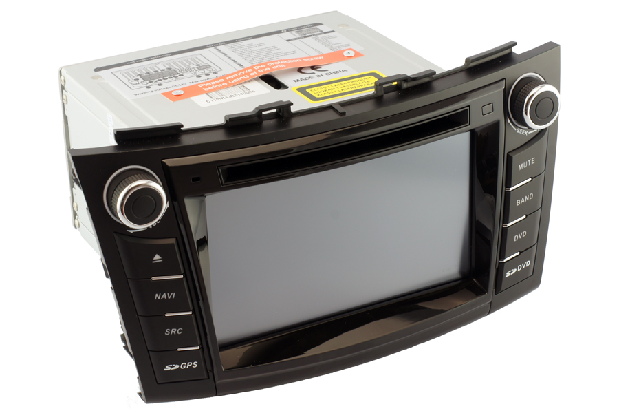 Suzuki Swift 2011-2013 Autoradio GPS Aftermarket Android Head Unit Navigation Car Stereo