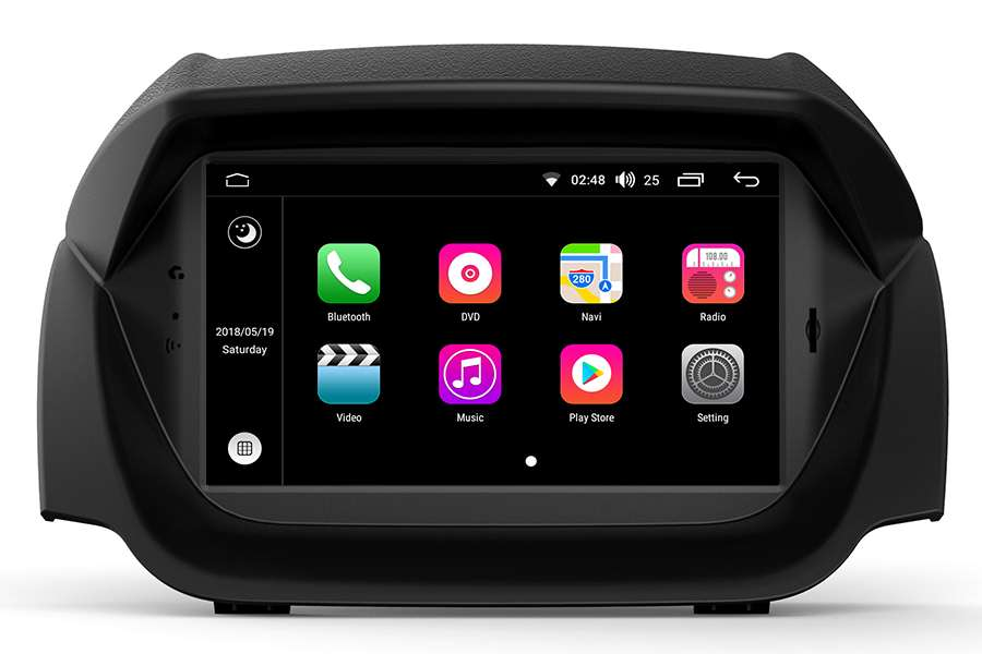 Ford EcoSport 2013-2015 Autoradio GPS Aftermarket Android Head Unit Navigation Car Stereo