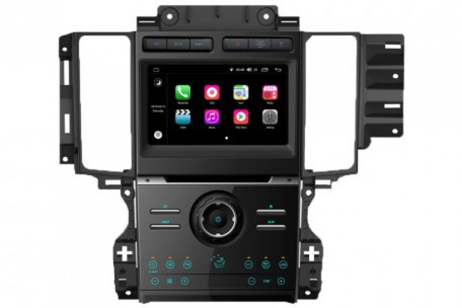 Ford Taurus 2010-2012 Autoradio GPS Aftermarket Android Head Unit Navigation Car Stereo