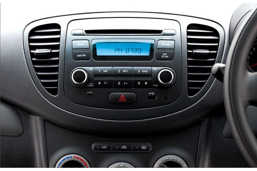 Hyundai i10 2007-2013 Autoradio GPS Aftermarket Android Head Unit Navigation Car Stereo
